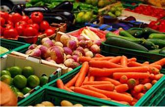 Ponto do Sacolão da Joana de Frutas e Verduras