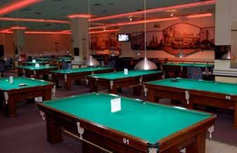 Parente Snooker Bar