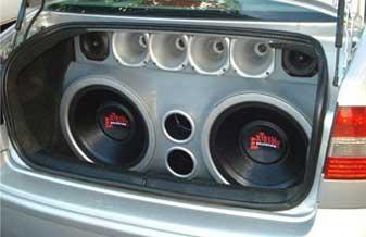 Carlinhos Audio Car