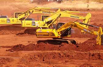 Ester Escavações e Terraplenagem
