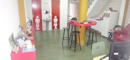 At Home Hostel & Pub